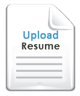 Click the 39 Upload Resume 39 icon to send in your job application After